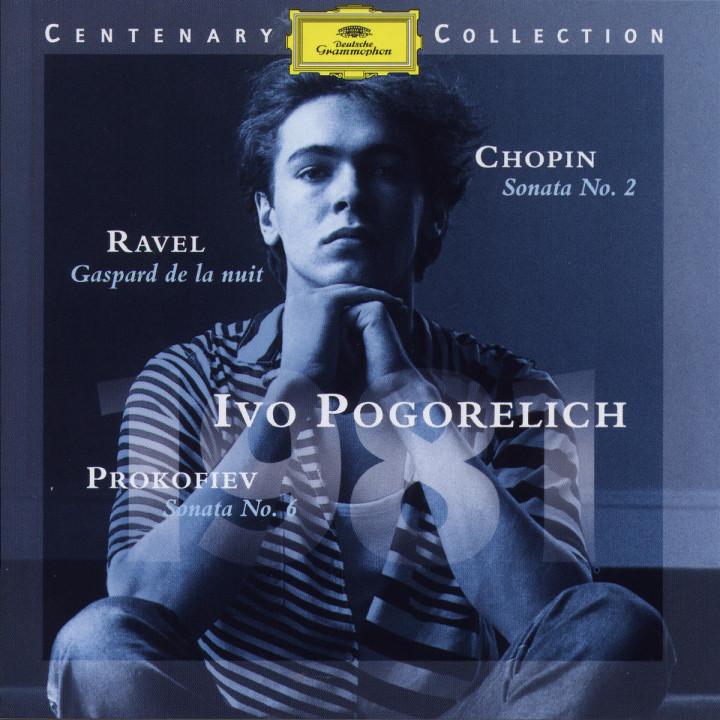 1981; Klaviersonate Nr. 2; Gaspard de la nuit 0028945904520