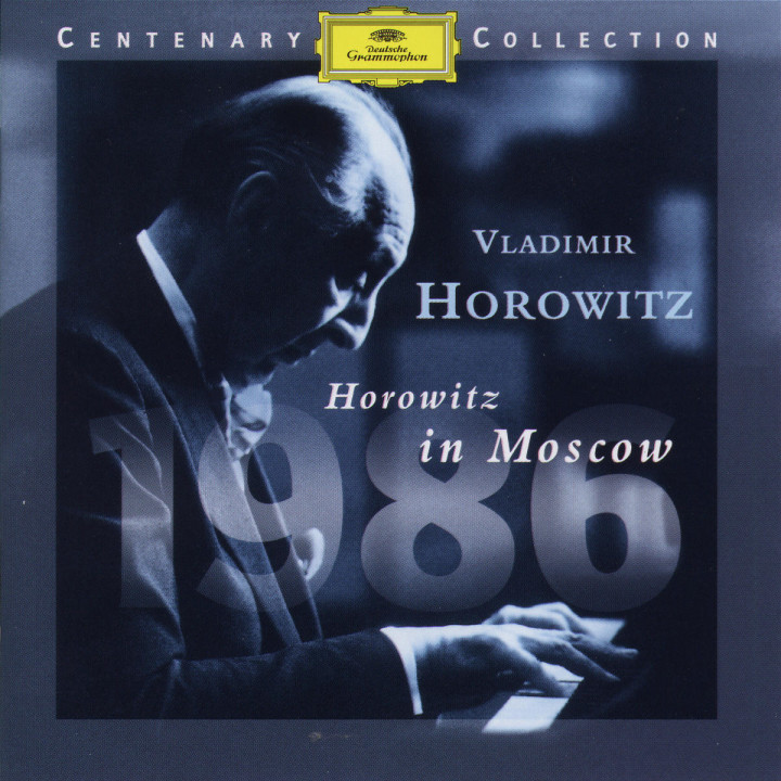 1986; Horowitz in Moskau 0028945905222
