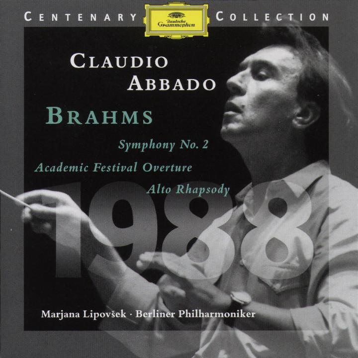 1988; Sinfonie Nr. 2; Akademische Festouvertüre 0028945905428