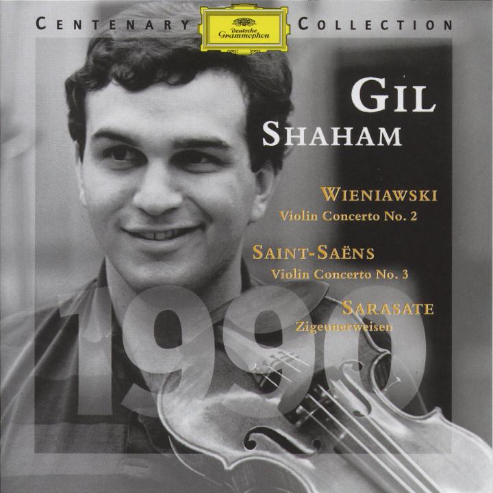 1990; Violinkonzerte; Zigeunerweisen 0028945905624