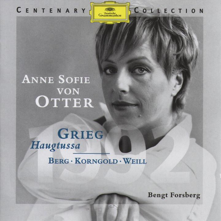 1992; Haugtussa; Lieder 0028945905820