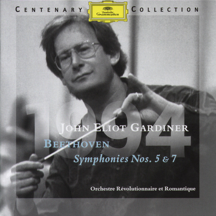 1994; Sinfonien Nr. 5 c-moll & Nr. 7 A-dur 0028945906027