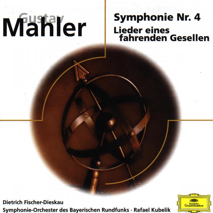 Mahler:: Symphony No.4; Lieder eines fahrend 0028945924227