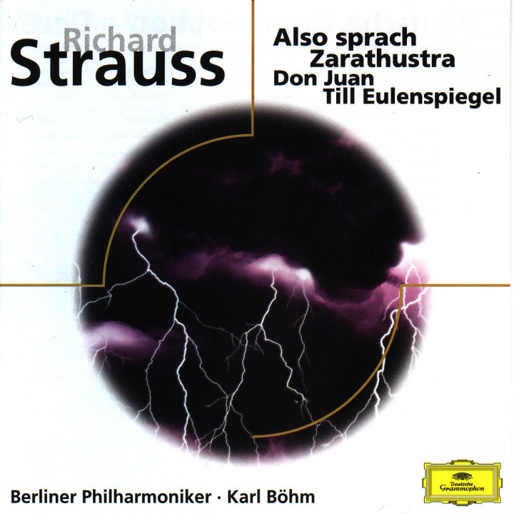 Richard Strauss: Also sprach Zarathustra; Don Juan; Till Eulenspiegel 0028945924320