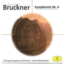 Daniel Barenboim, Sinfonie Nr. 4 Es-dur Romantische, 00028945938028