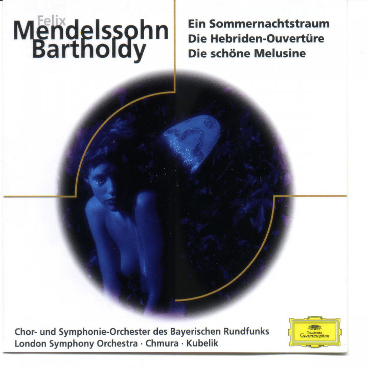 F. Mendelssohn-Bartholdy - A Midsummer Night's Dream 0028945938121