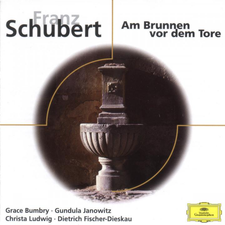 Schubert: Lieder: div. 0028945938224