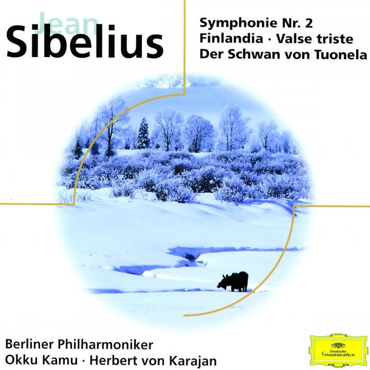Sinfonie Nr. 2 D-dur op. 43; Finlandia op. 26; Valse triste op. 44 0028945938523