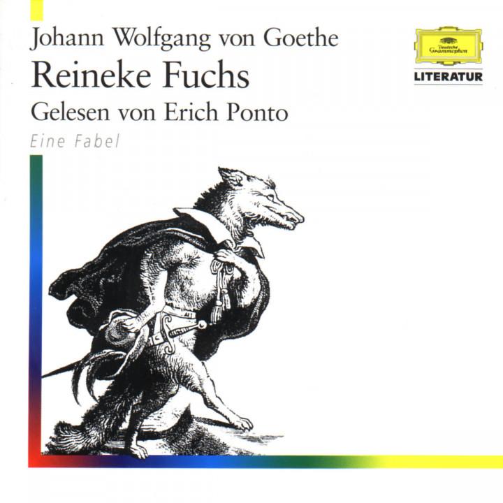 Goethe: Reineke Fuchs 0028945991122