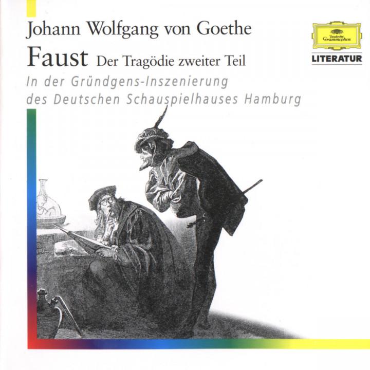Faust - Der Tragödie zweiter Teil 0028945991524
