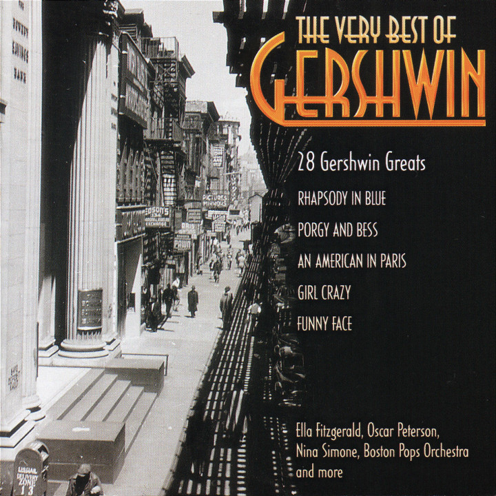 The Very Best of Gershwin 0028946000221