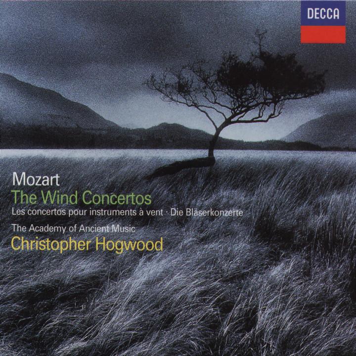 Mozart: Clarinet Concerto / Oboe Concerto 0028946002728
