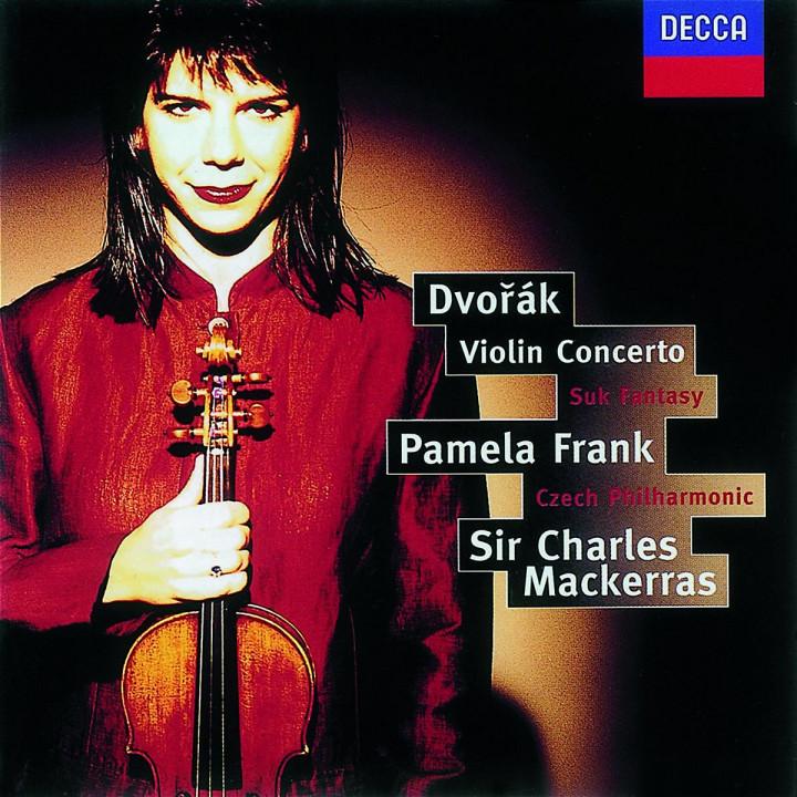 Violinkonzert a-moll op. 53; Fantasie op. 24 0028946031623