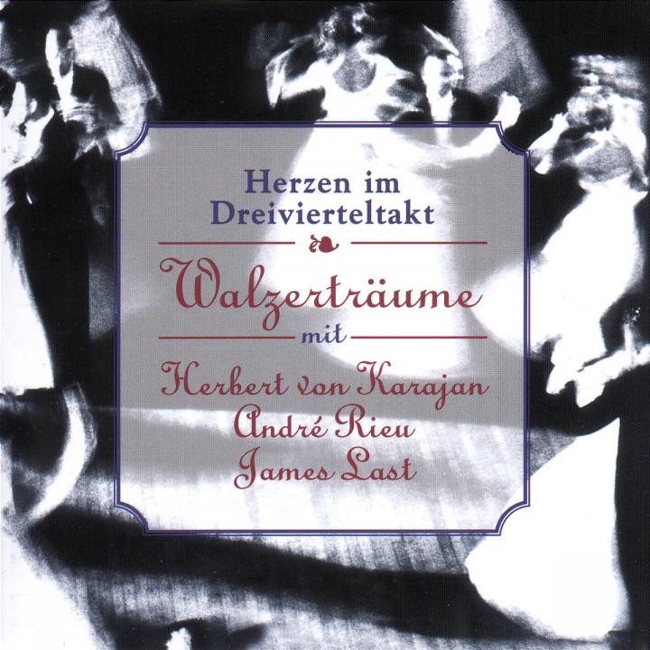 Walzerträume mit Herbert von Karajan 0028946038826