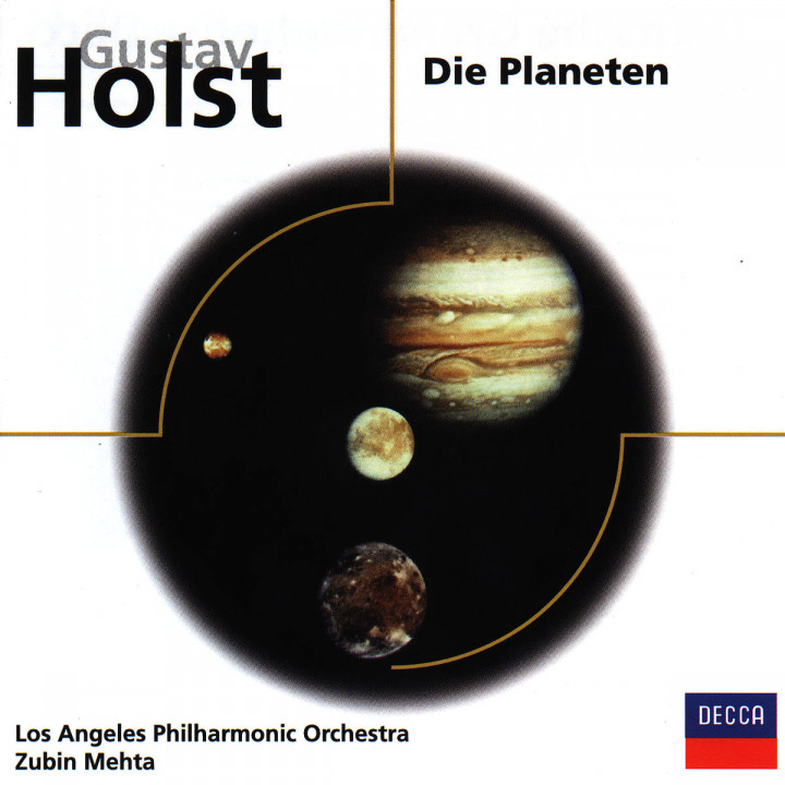 G. Holst - The Planets Opus 32 0028946048623