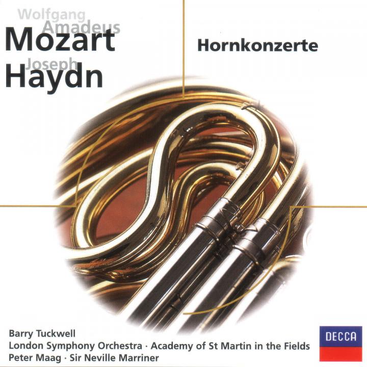 Mozart: Horn Concertos 0028946058925