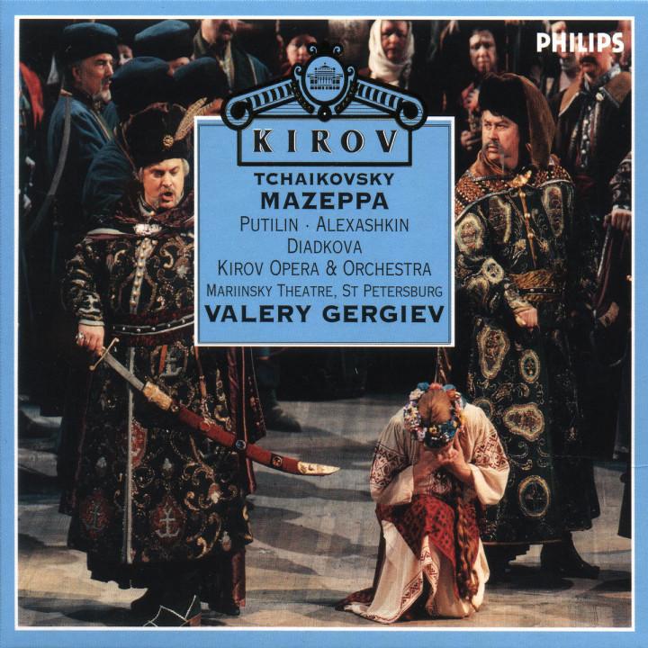 Tchaikovsky: Mazeppa 0028946220621