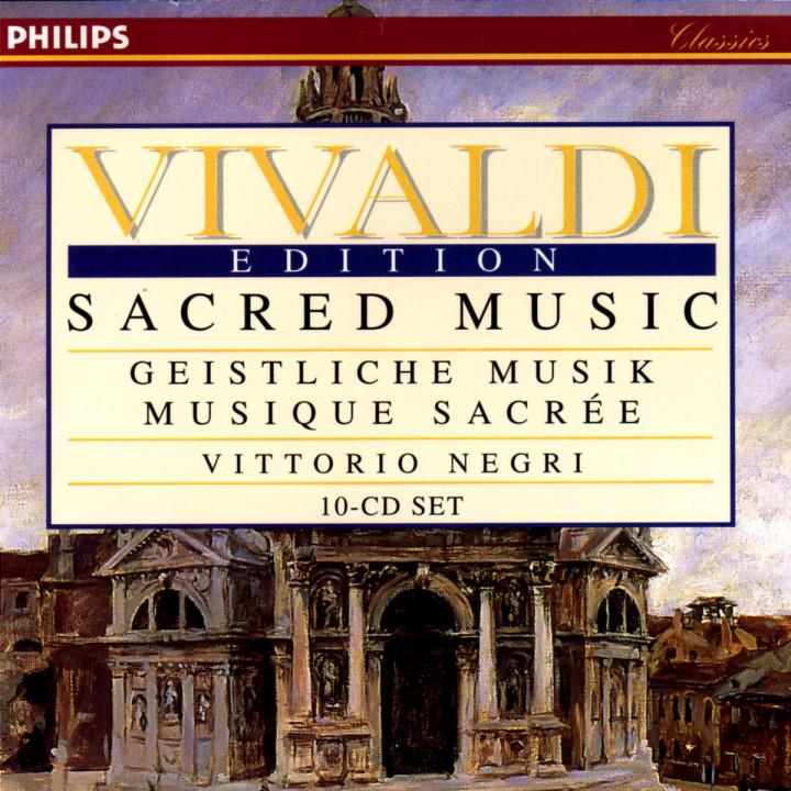 Vivaldi: Sacred Music 0028946223428
