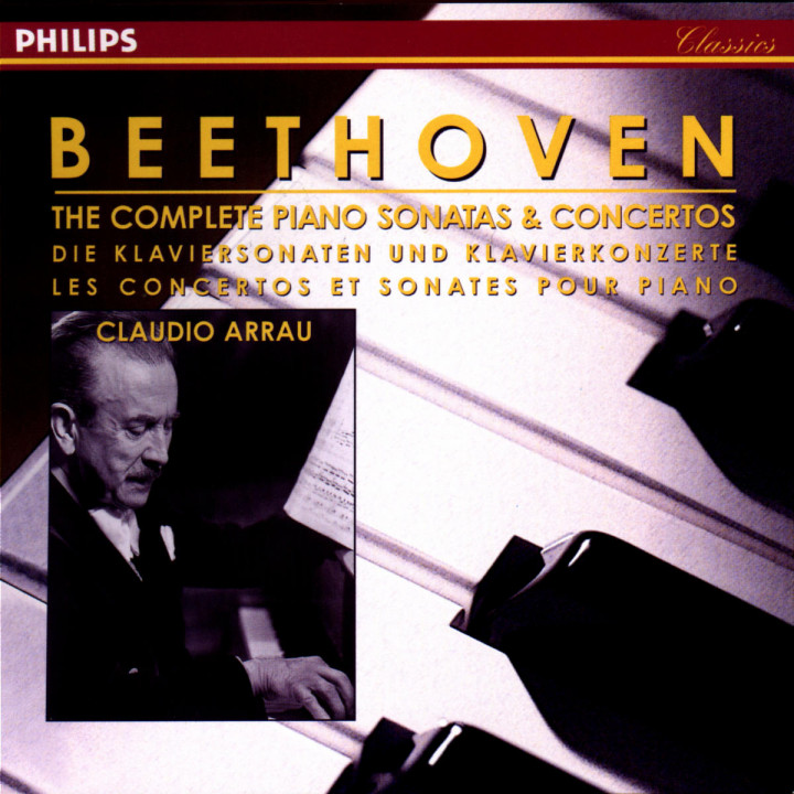 Beethoven: The Complete Piano Sonatas & Concertos 0028946235825