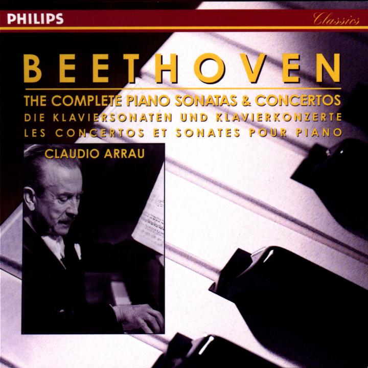 Beethoven: The Complete Piano Sonatas & Concertos 0028946235825