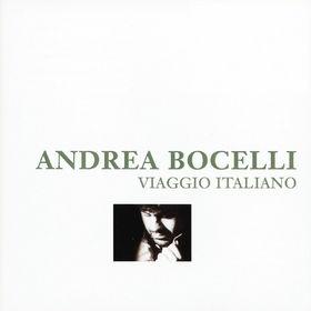 Andrea Bocelli, Viaggio Italiano, 00731453312326