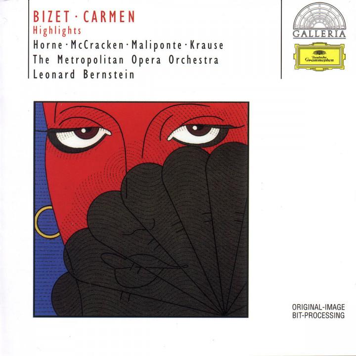Carmen (Auszüge) 0028945790129