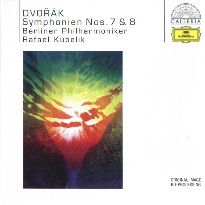 Dvorak: Symphonies Nos.7 & 8 0028945790222