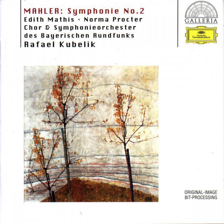 """Sinfonie Nr. 2 c-moll """"Auferstehung"""" 0028945790521"""