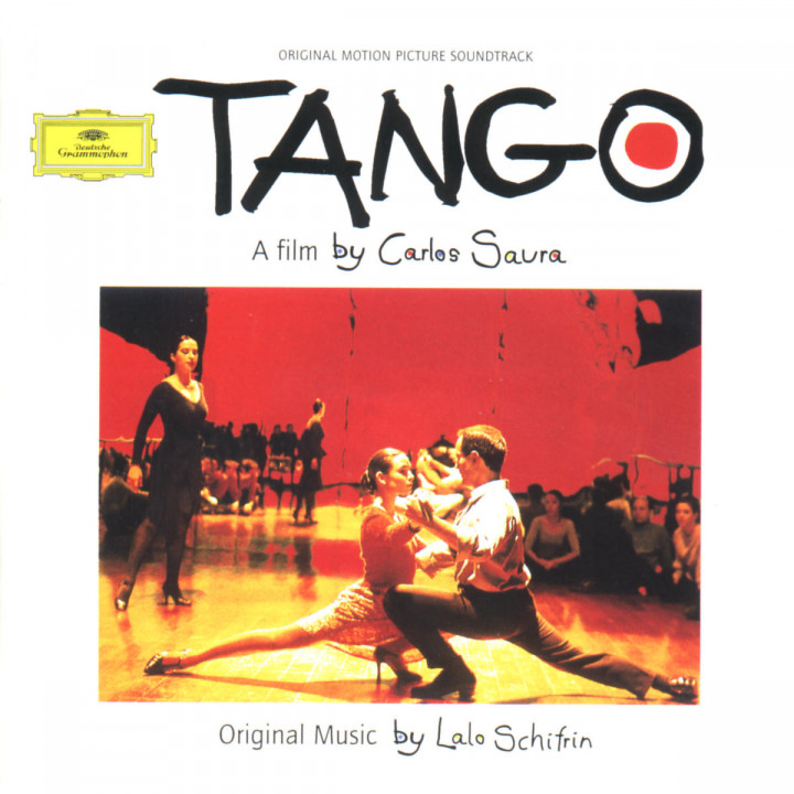 Tango - Original Motion Picture Soundtrack 0028945914523