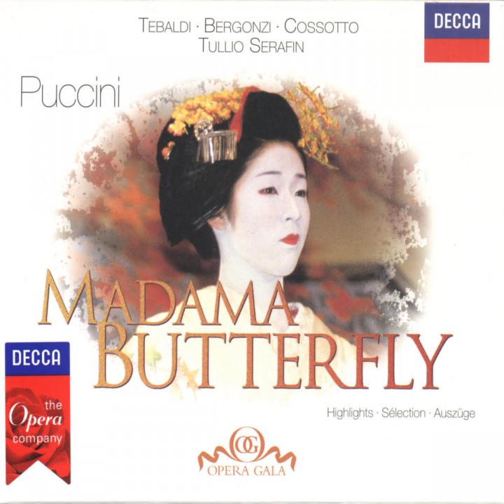 Madama Butterfly (Auszüge) 0028945822327