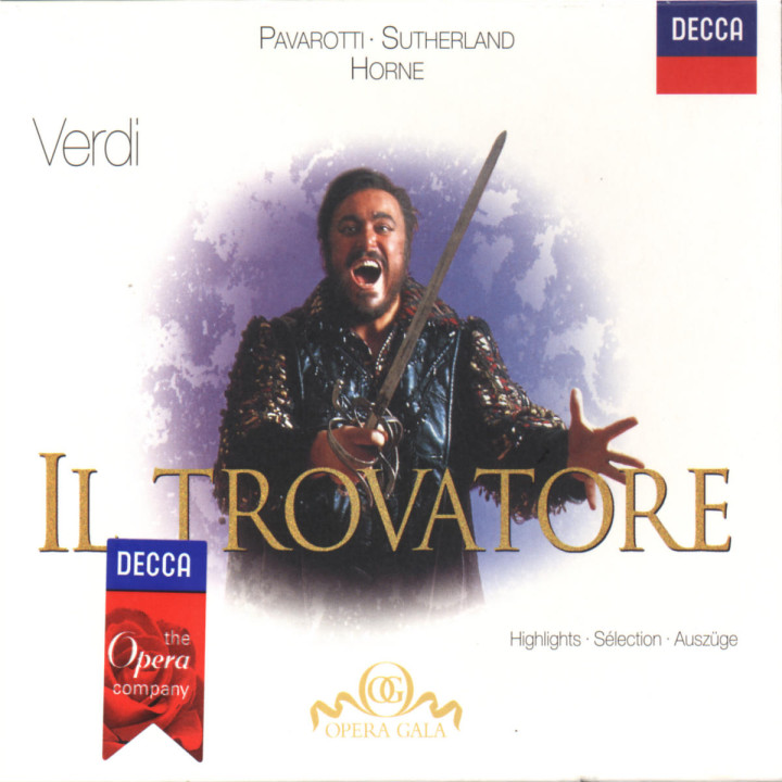 Il Trovatore (Auszüge) 0028945822729