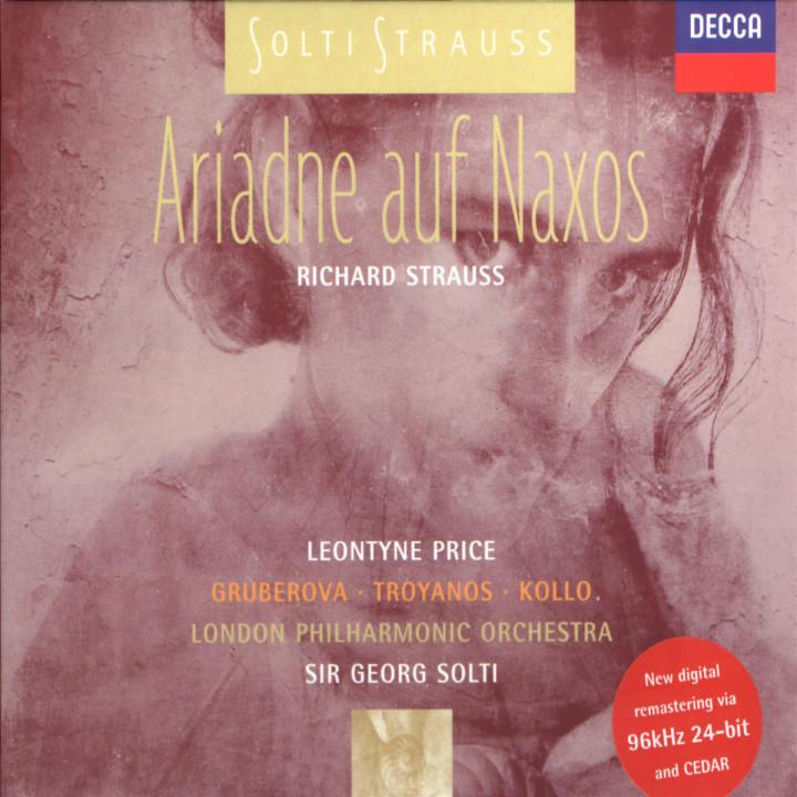 R. Strauss: Ariadne auf Naxos 0028946023323