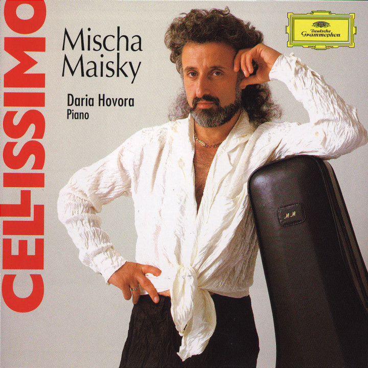 Mischa Maisky - Cellissimo 0028945913625