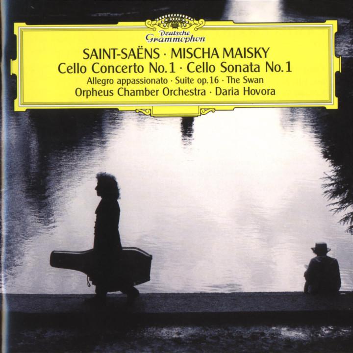Saint-Saëns: Cello Concerto No.1; Cello Sonata No.1; Suite, Op. 16; Le Cygne From Le Carnival Des A 0028945759920