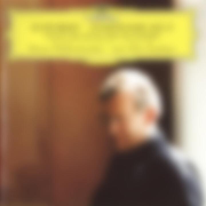 Sinfonie Nr. 9 C-dur D 944; Gesang der Geister über den Wassern D 714 0028945764825