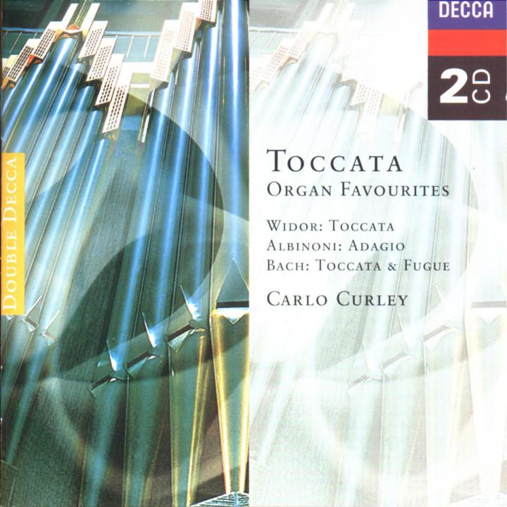 Toccata - Beliebte Orgelstücke 0028945836427