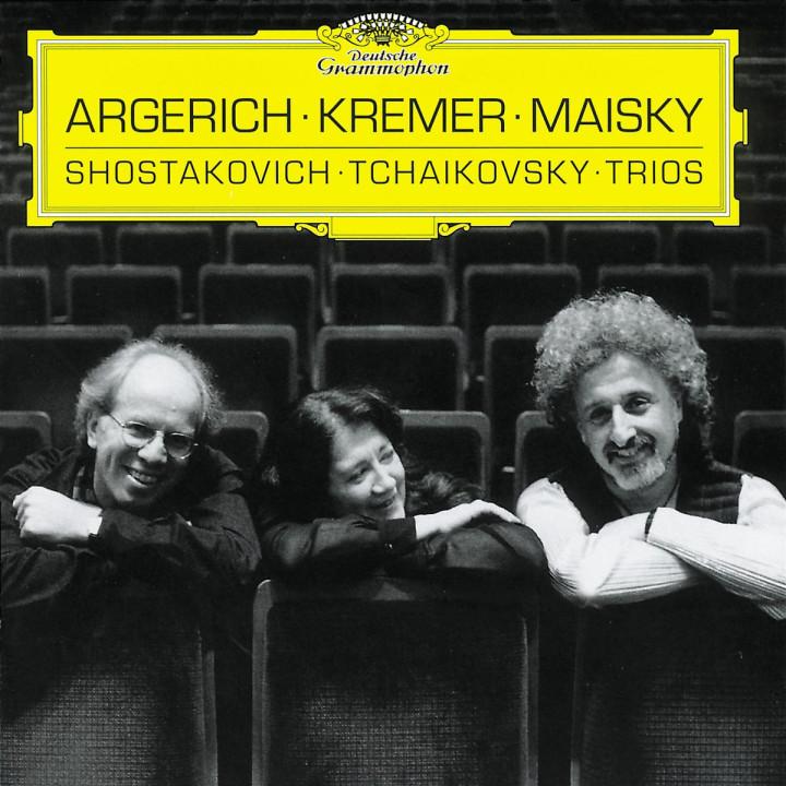 Shostakovich / Tchaikovsky: Piano Trios 0028945932620