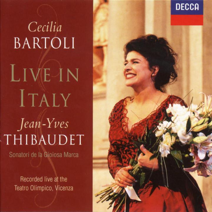 Cecilia Bartoli - Live in Italy 0028945598125