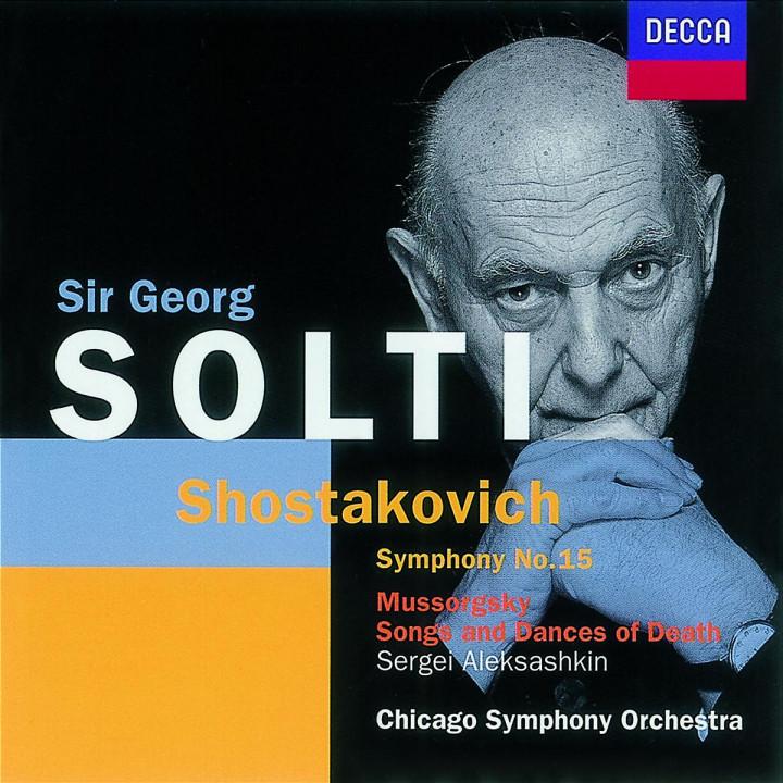 Sinfonie Nr. 15 A-dur op. 141; Songs and Dances of Death 0028945891925