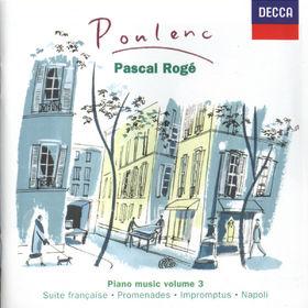 Francis Poulenc, Klavierwerke (Vol. 3), 00028946032923