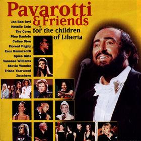 Eros Ramazzotti, Pavarotti & Freunde für die Kinder aus Liberia, 00028946060025