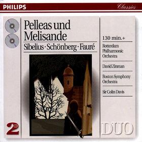 Jean Sibelius, Pelléas et Mélisande, 00028946230923