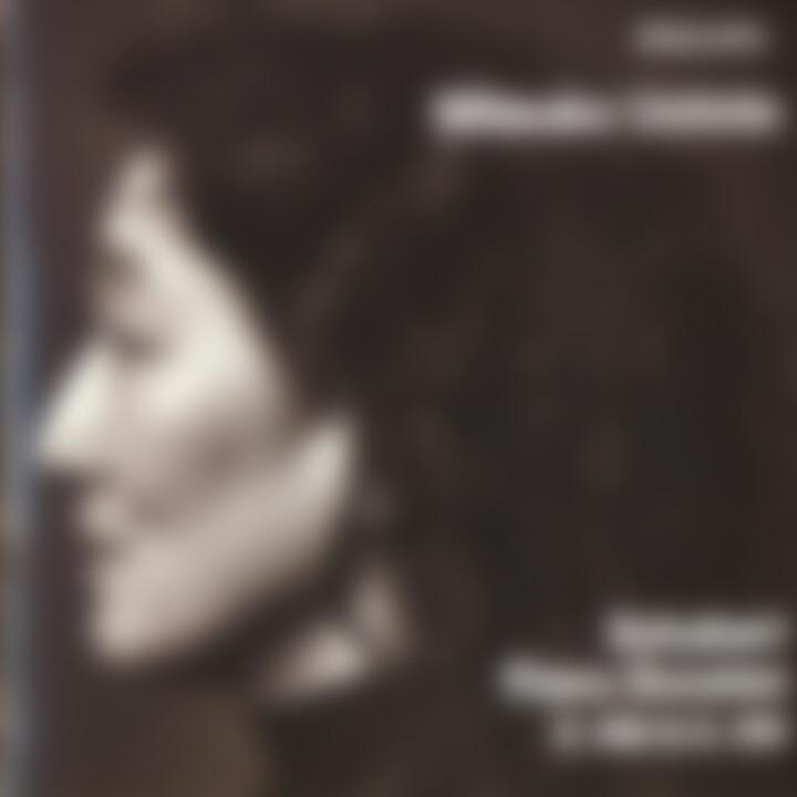 Schubert: Piano Sonatas D958 & D959 0028945657927