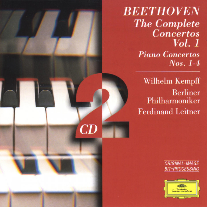Beethoven: The Complete Concertos Vol. 1 0028945940023