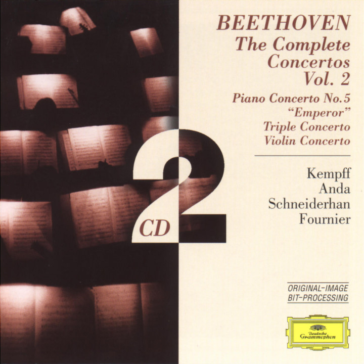 Beethoven: The Complete Concertos Vol. 2 0028945940322