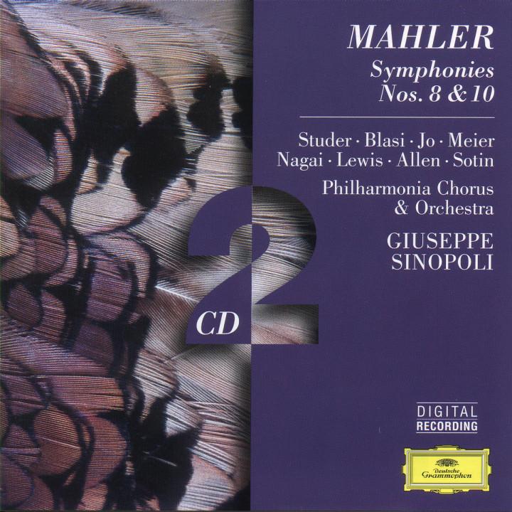 Mahler: Symphonies Nos. 10 & 8 0028945940621