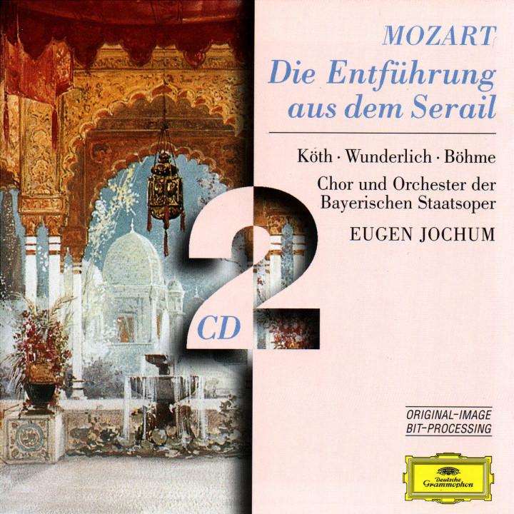 Mozart: Die Entführung aus dem Serail 0028945942427