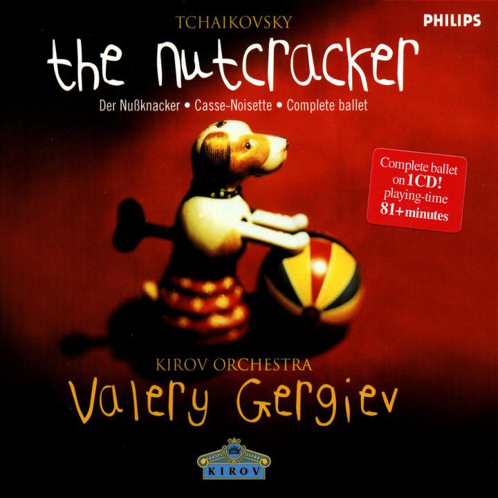 Tchaikovsky: The Nutcracker 0028946211423