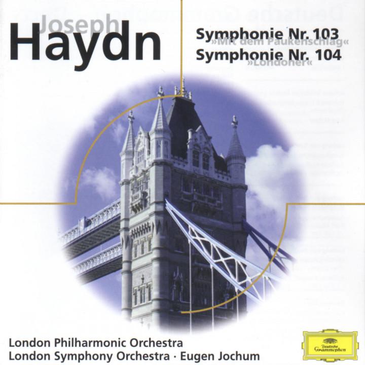 Haydn:Symphonien/Brahms:Haydn Varia: LPO/LSO/Jochum 0028945957425