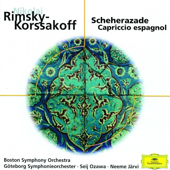N. Rimsky-Korsakov - Scheherazade Opus 35 0028945957724